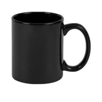 Personalised Premium Quality Colour Changing Mugs - Black